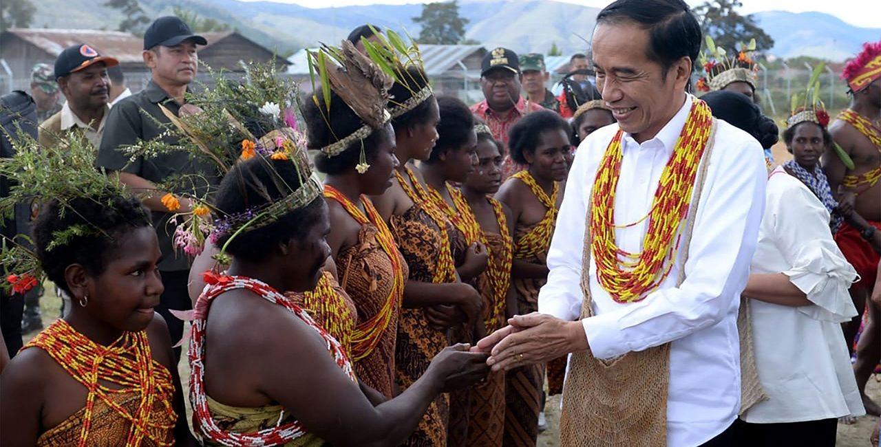 Papua Bagian dari NKRI
